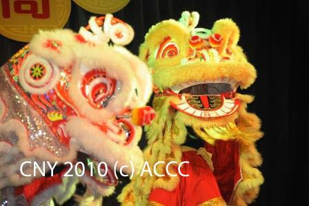 Lion Dance from E-Pacs - photo by John Ling